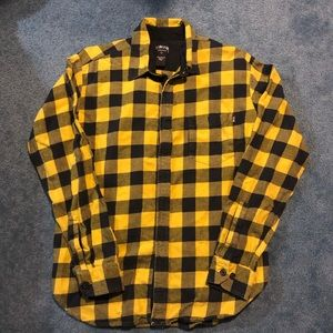 Stussy Flannel Button Up